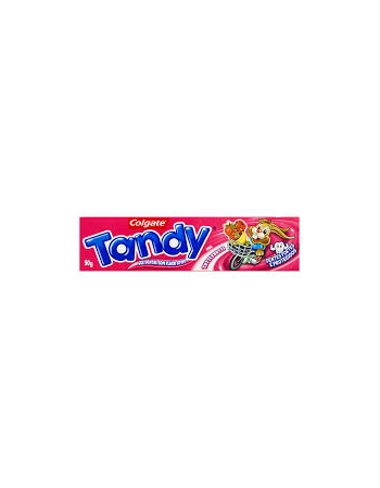 CREME DENTAL TANDY TUTTI FRUTTI 12UN DE 50G