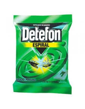 INSETICIDA DETEFON ESPIRAL 10 UN