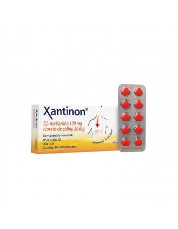 XANTINON B12 30 COMPRIMIDOS