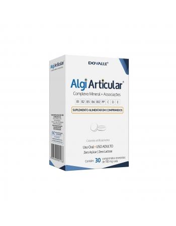 ALGI-ARTICULAR STRIP 30 COMPrimidos