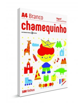 PAPEL CHAMEQUINHO A4 50X100 1809